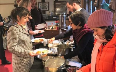 Help feed 1,000 people in Hounslow this Christmas