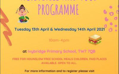 HOUNSLOW FREE EASTER PROGRAMME FOR CHILDREN