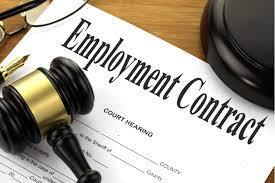Employment Session-Employment contracts , requirements by law and more.. @ Zoom online