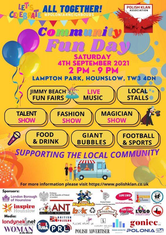 Community Fun Day @ Lampton Park